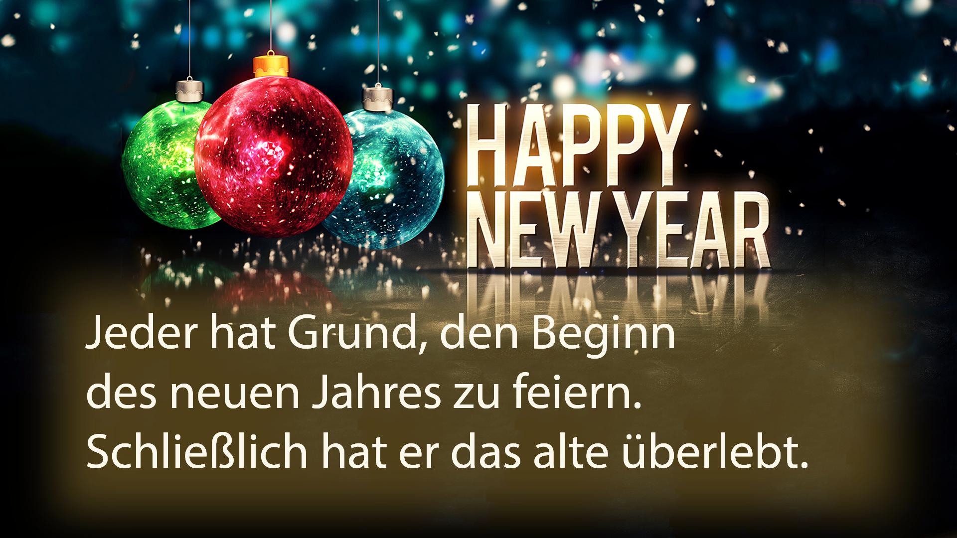 Silvester-Sprüche 2019/20: Die 34 Besten Neujahrswünsche Für über Glückwünsche Zu Silvester Neujahr