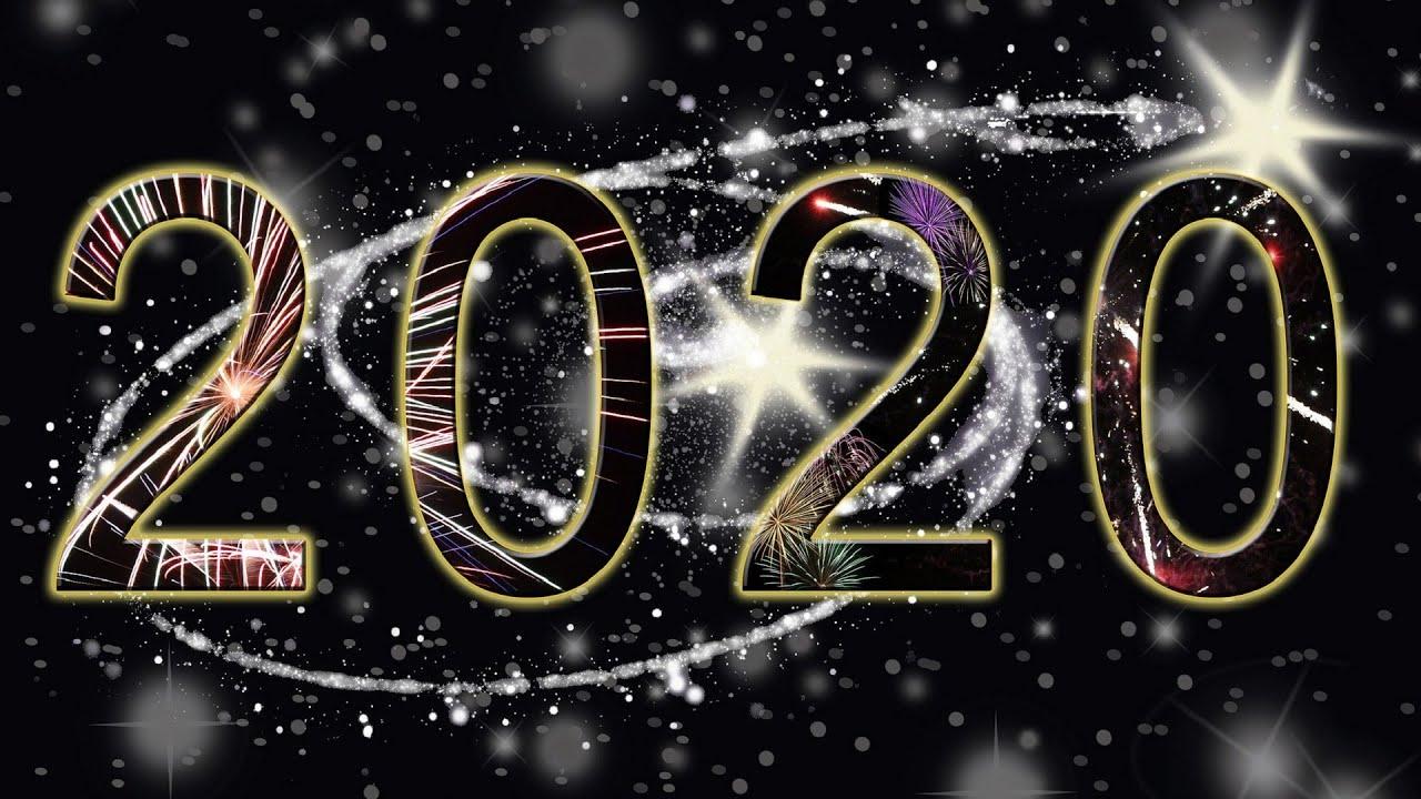 Silvestergrüße - Ich Wünsche Dir Einen Frohes Neues Jahr 2020 - Kostenlos  Für Whatsapp Zum Versenden innen Neujahrsgrußkarten Kostenlos