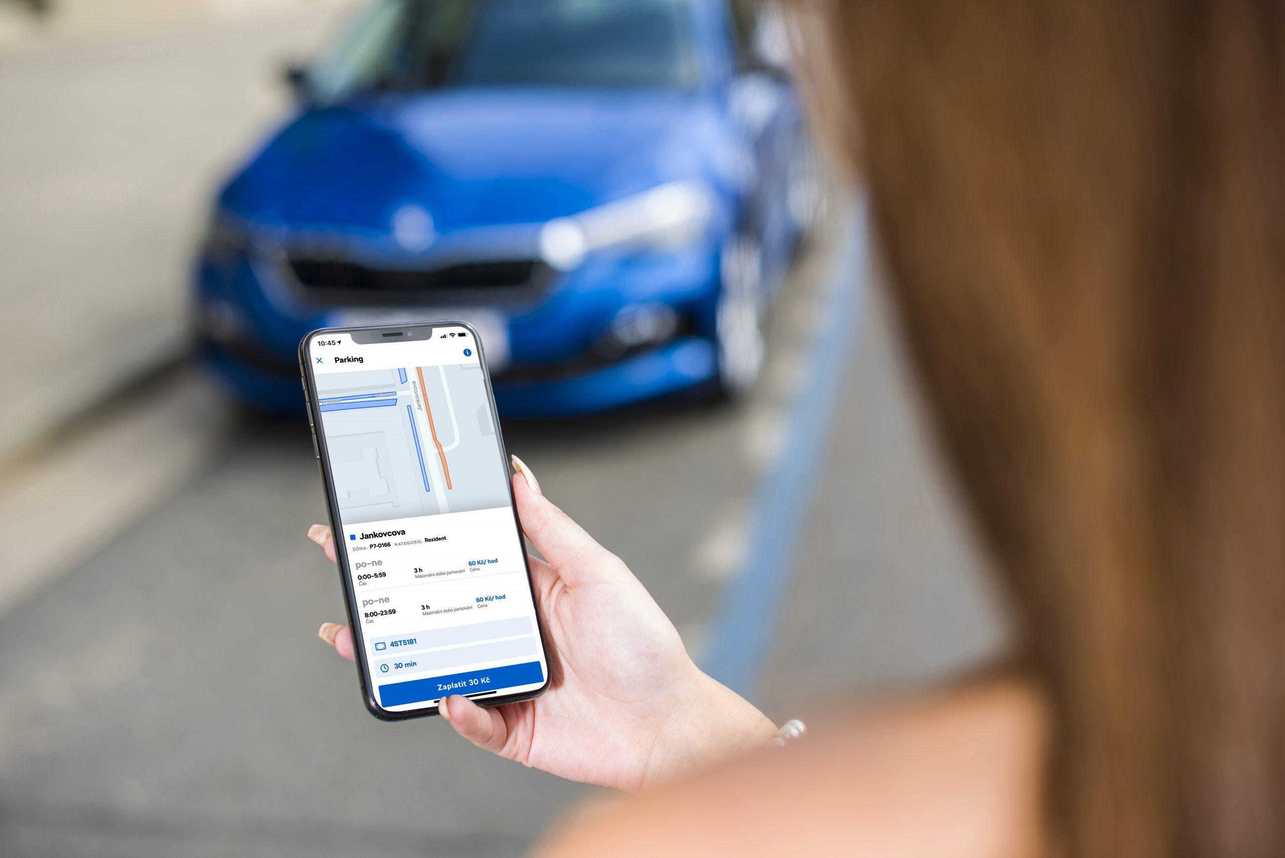 """Škoda Auto Digilab Geht Mit Mobilitäts-App """"Citymove"""" Online innen Auto Selbst Zusammenstellen Kostenlos"""