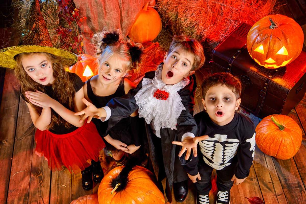 So Organisieren Sie Die Gruseligste Halloween Party Für bestimmt für Halloween Party Für Kindergeburtstag