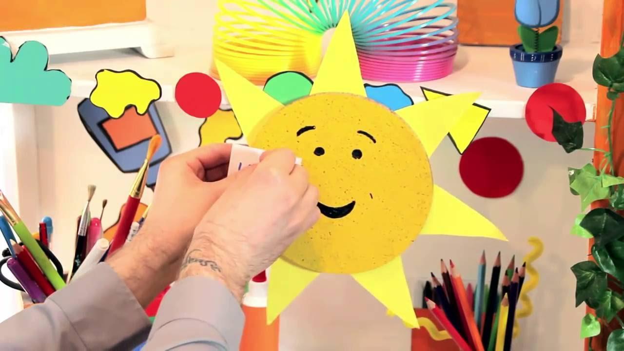 Sonne Basteln Pinwand Selber Machen - Tobilotta 28 bestimmt für Bastelvorlage Sonne