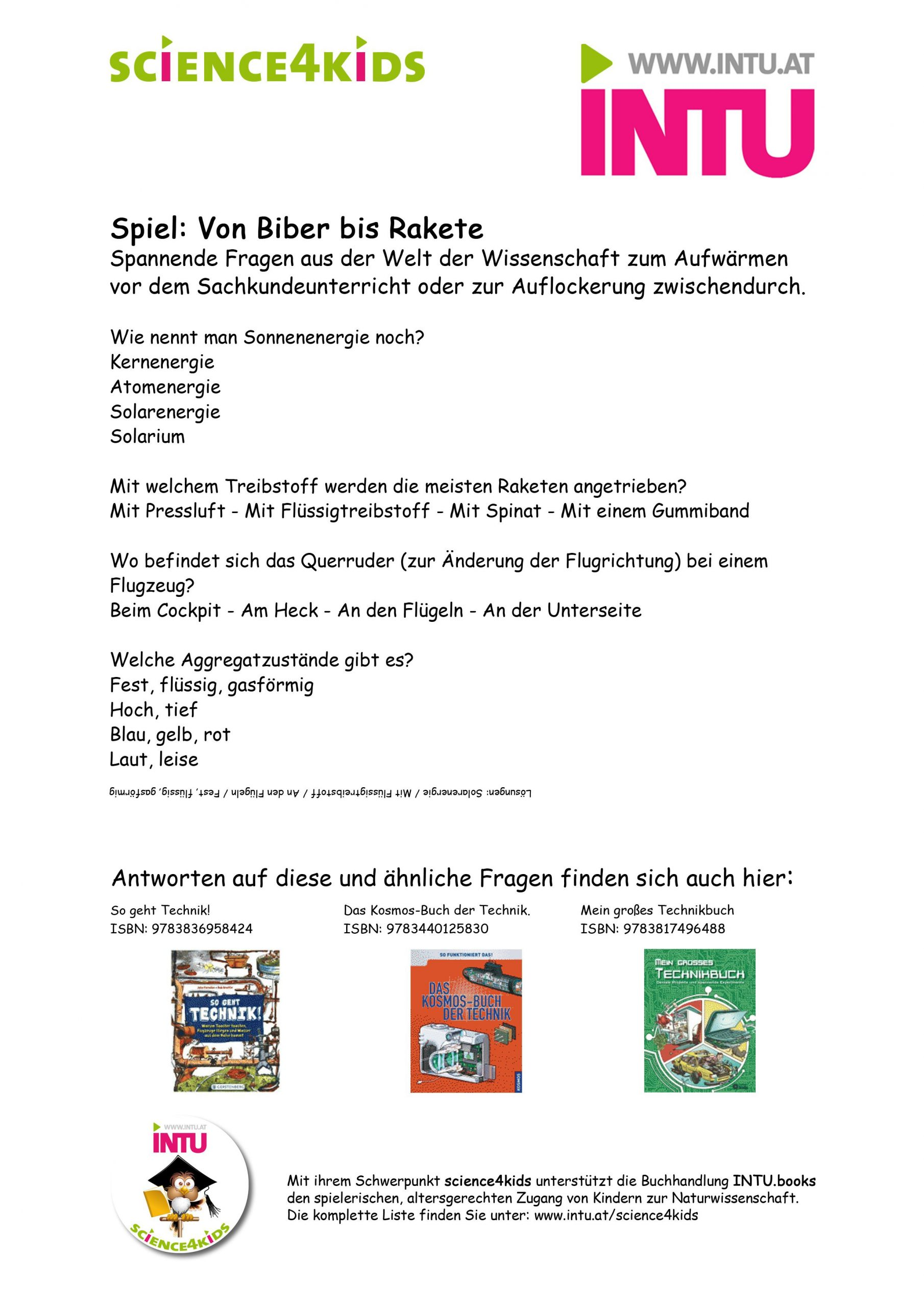 Spannende Rätselfragen Für Kinder By Buchhandlung Intu. (Mit bei Rätselfragen Für Kinder
