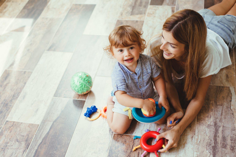 Spiele Für 2-Jährige Kinder: So Fördern Sie Spielerisch Die in Wie Fördere Ich Die Konzentration Meines Kindes