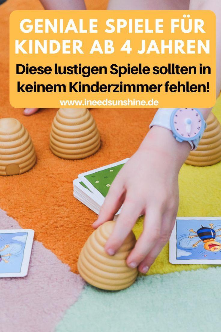 Spiele Für 4 Jährige: Tipps & Empfehlungen Für Lustige über Lustige Spiele Für Kindergeburtstag