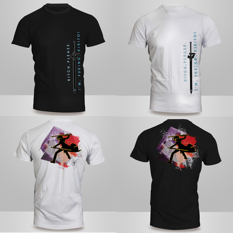 Spielerisch, Fett , Online T-Shirt-Design Für Red Bucket in Shirt Designer Online