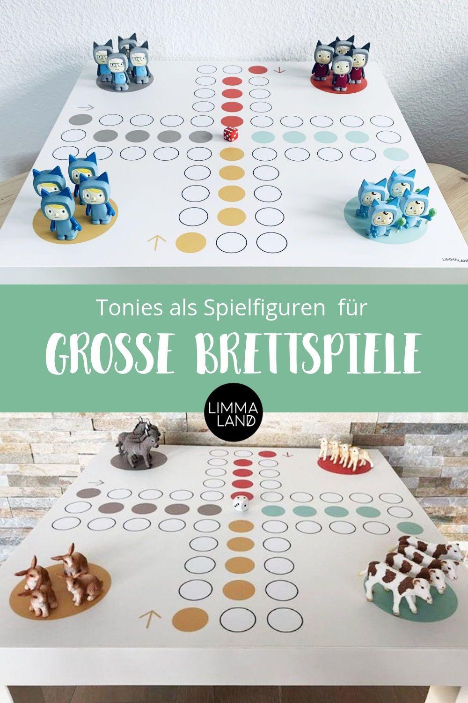 Spielfiguren Basteln Für Xxl Brettspiele - Diy Anleitung mit Brettspiele Selber Machen