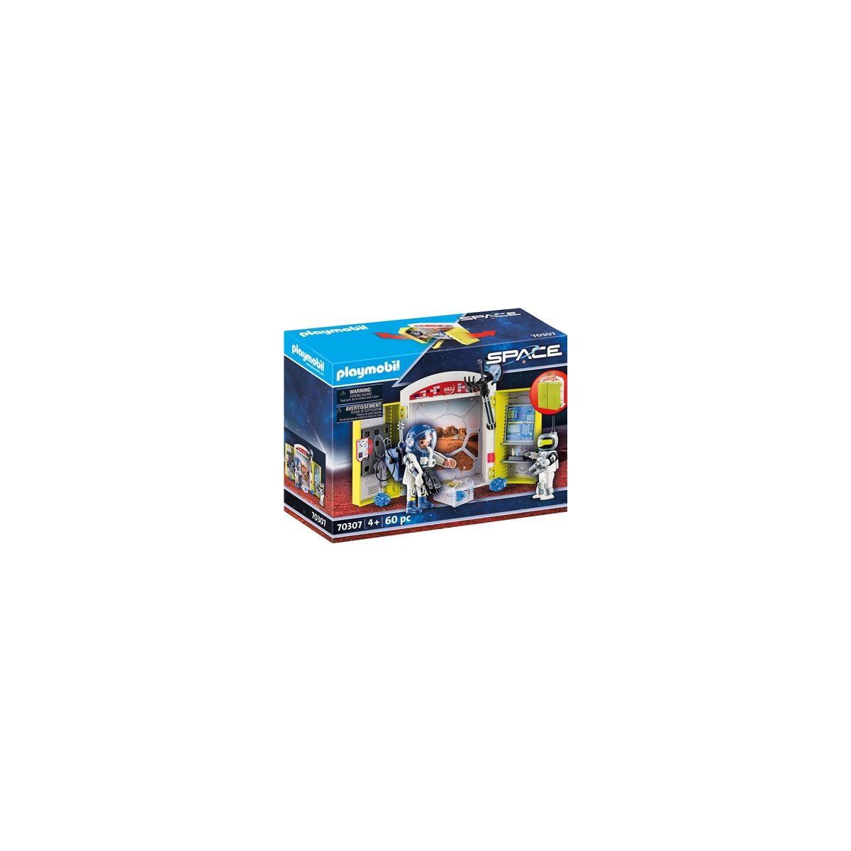 Spielwaren Krömer - Playmobil® 70307 - Space - Spielbox In bei Playmobil Raumstation