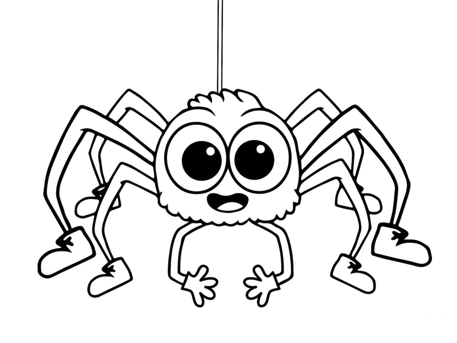 Spinne Ausmalbilder (Mit Bildern) | Ausmalbilder, Ausmalen ganzes Spinnen Ausmalbilder Zum Ausdrucken