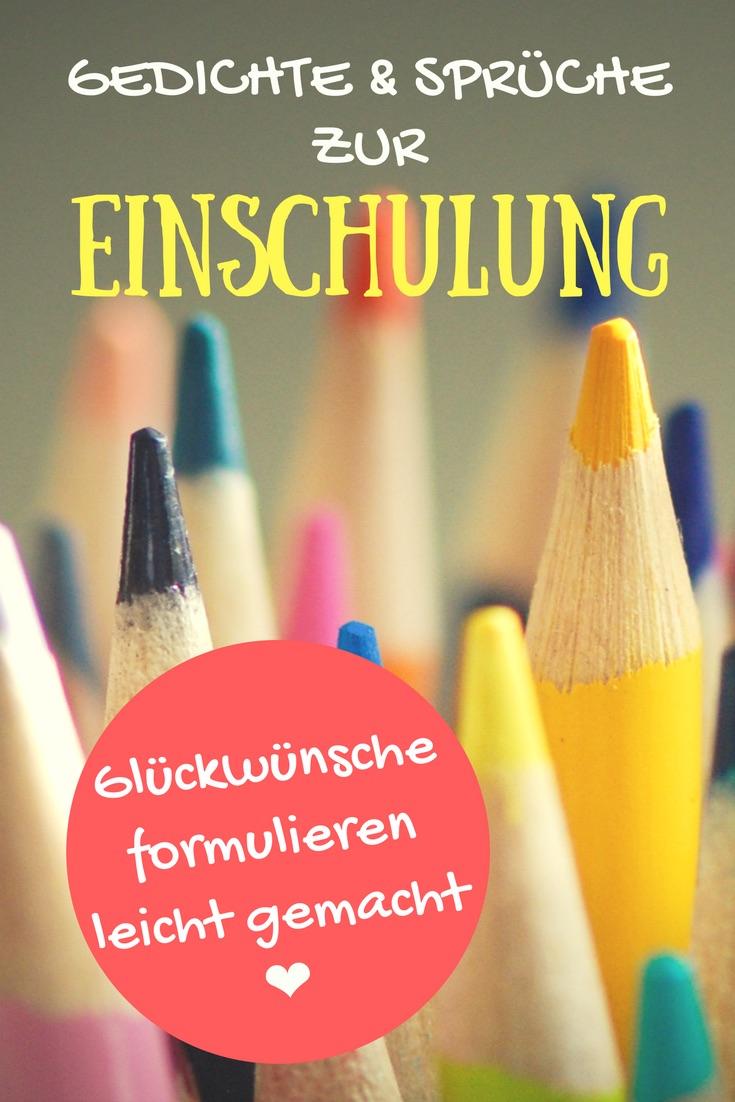 Sprüche Zur Einschulung - Glückwünsche & Gedichte Zum über Wünsche Zur Einschulung Grundschule