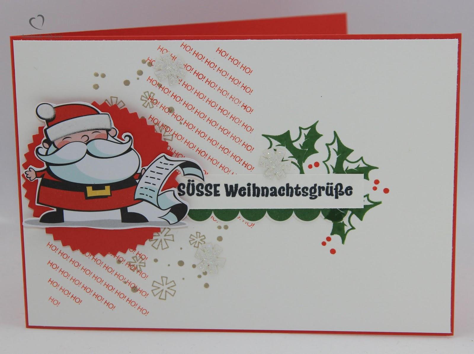 Stanzeherzpapier: Oktober 2019 bestimmt für Welche Farbe Hatte Das Gewand Des Weihnachtsmanns Ursprünglich