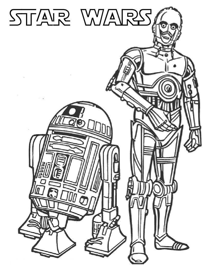 Star-Wars-Color-Pages 816×1.056 Pixel | Ausmalbilder verwandt mit Star Wars Ausmalbilder Gratis