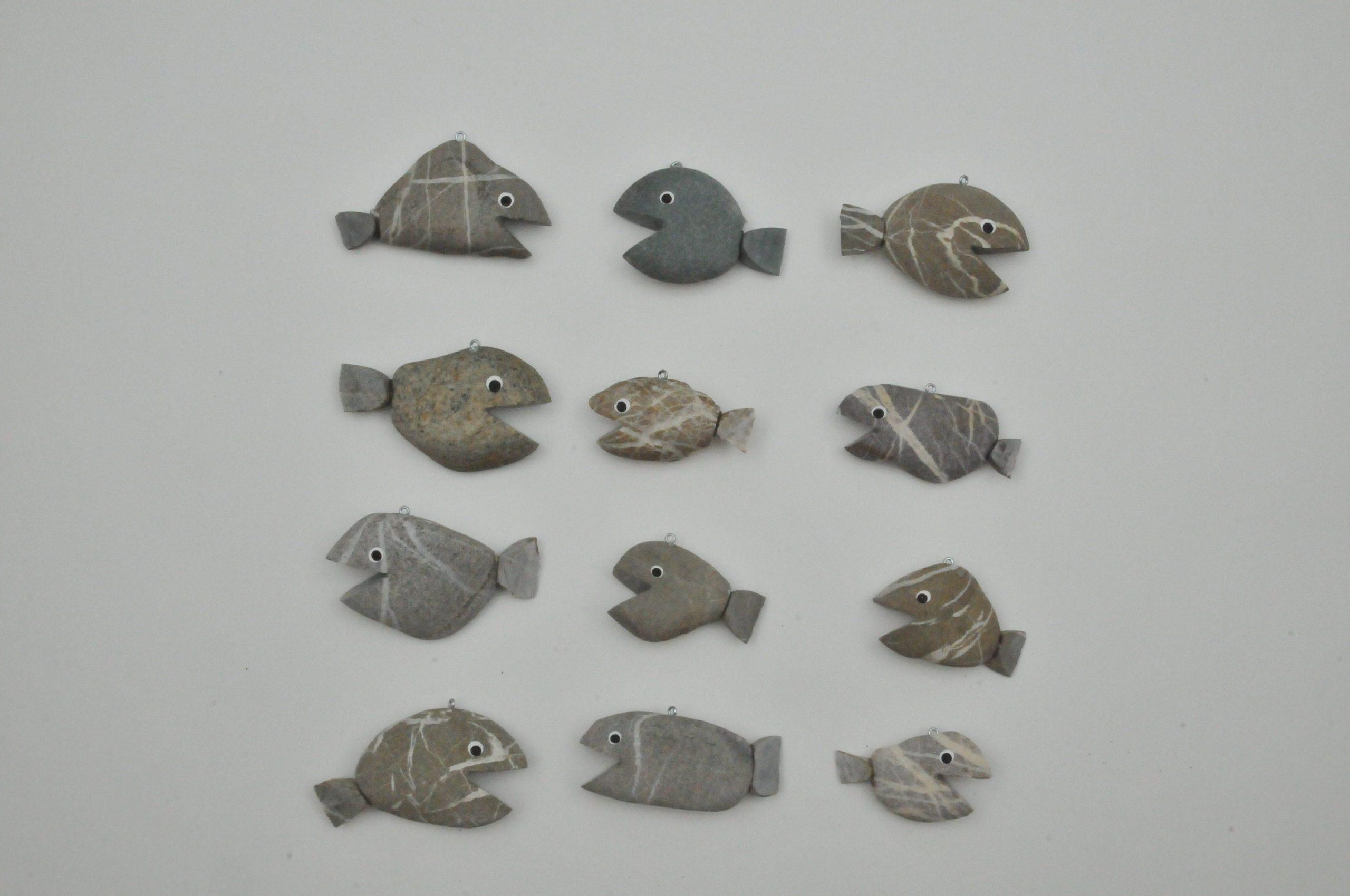 Steinfisch | Steine, Flusssteine, Kiesel bestimmt für Lachende Fische