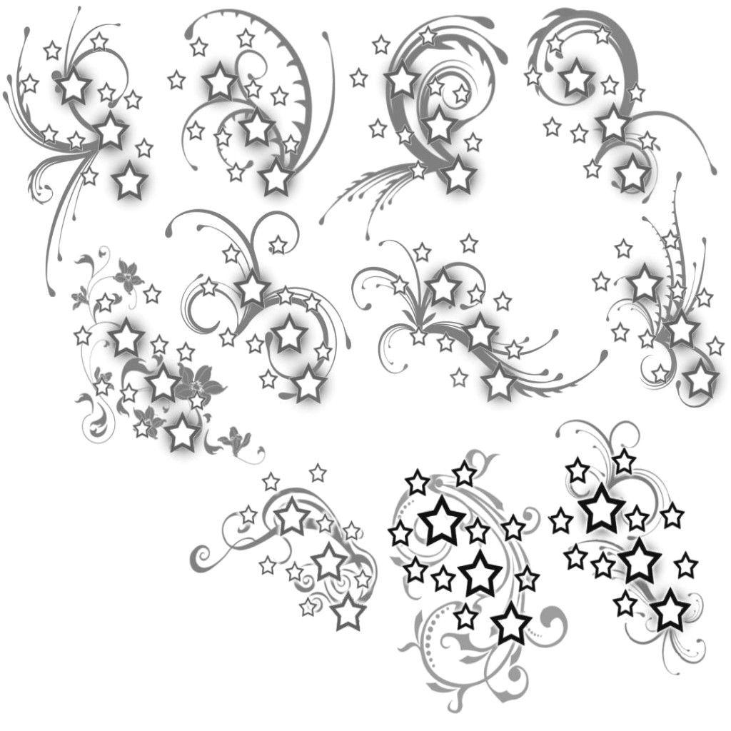 Stern Tattoo Vorlagen Kostenlos Mit Inspirational 3 Und bei Sterne Tattoo Vorlagen Kostenlos