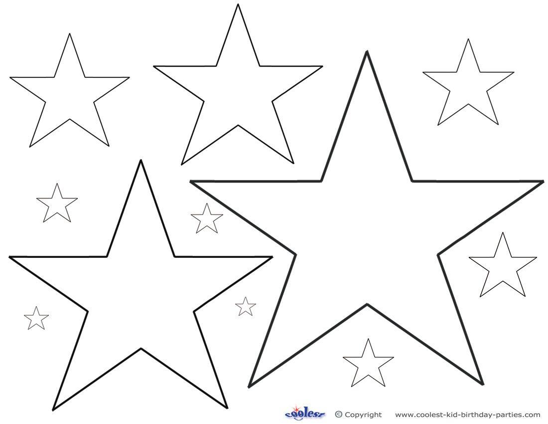Stern Vorlage Ausschneiden (Mit Bildern) | Weihnachten innen Stern Malvorlage Ausdrucken