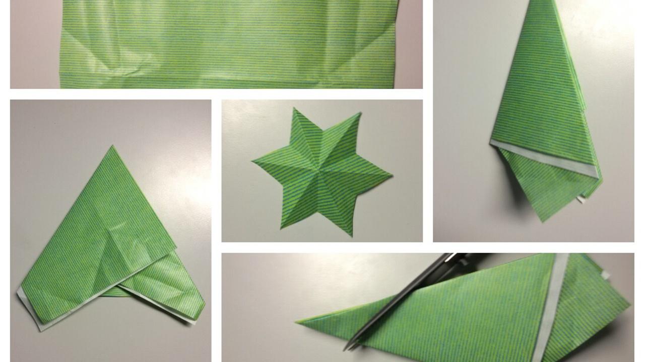 Sterne Basteln: 5 Kreative Anleitungen Zu Weihnachten verwandt mit Sterne Basteln Anleitung Kostenlos