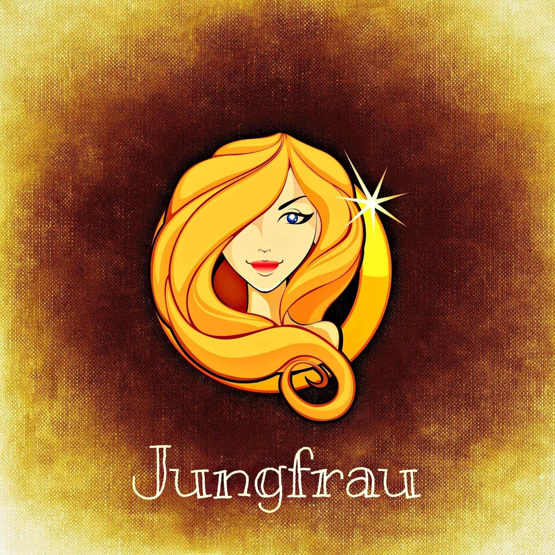Horoskop Jungfrau Bild