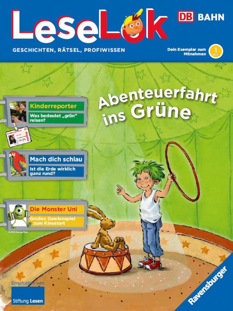 Stiftung Lesen   Ausgezeichnete Titel bei Zeitschriften Für Kindergartenkinder