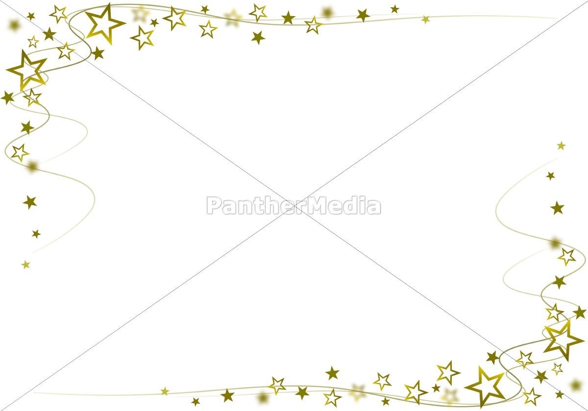 Stockfoto 11895981 - Goldene Sterne für Goldene Weihnachtssterne