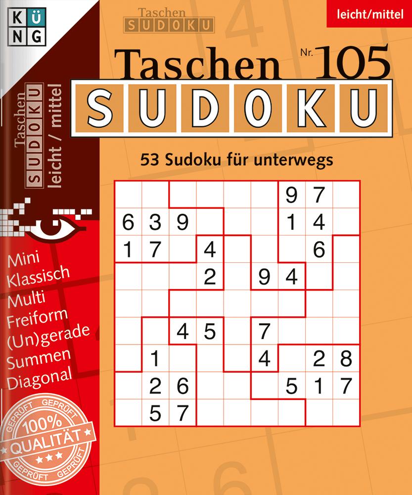 Sudoku | Küng Verlag für Sudoku Zum Ausdrucken Sehr Schwer
