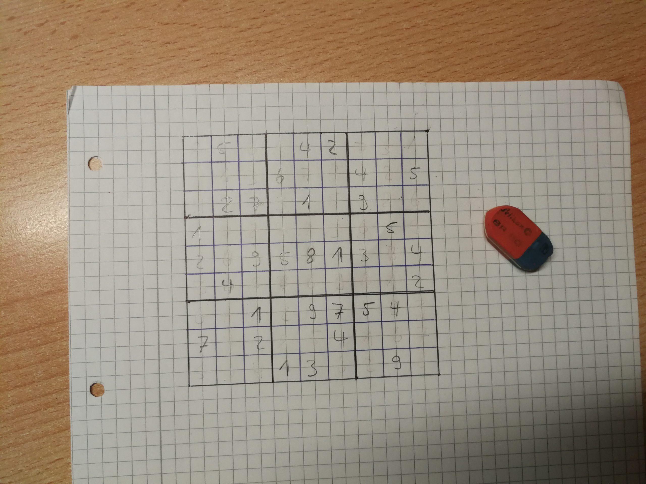 Sudoku Selber Erstellen: Zahlenrätsel Von Hand & Mit Dem Pc verwandt mit Sudoku Selber Machen