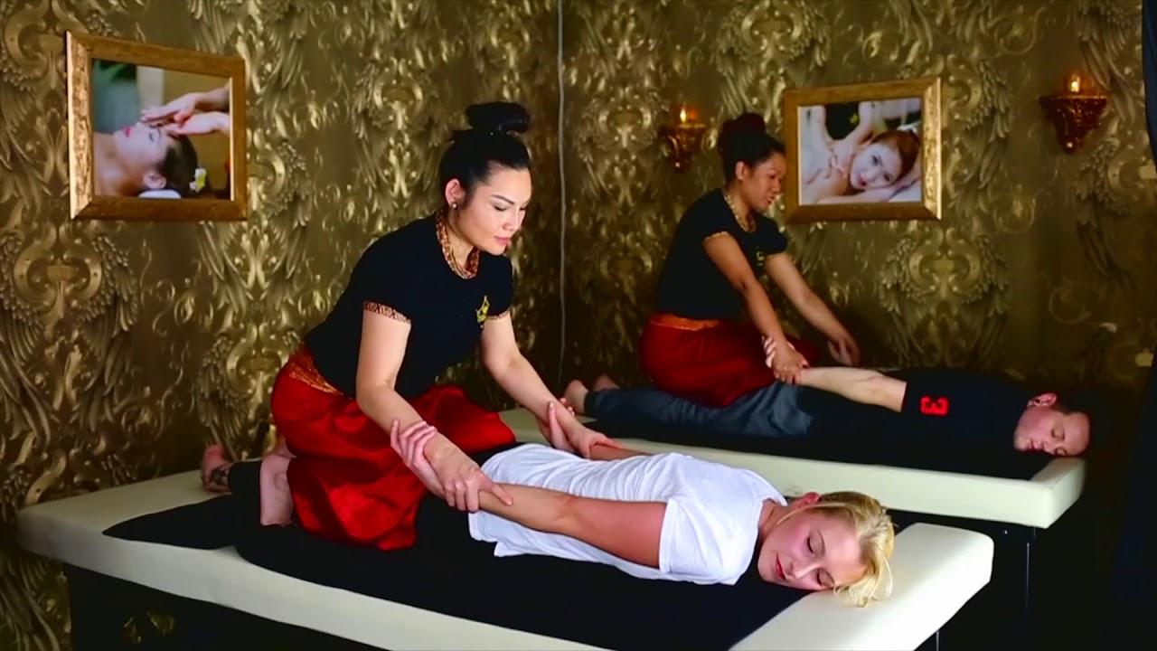 Surapa Thai Massage & Spa, Dortmund Hombruch innen Thailändische Massage Dortmund