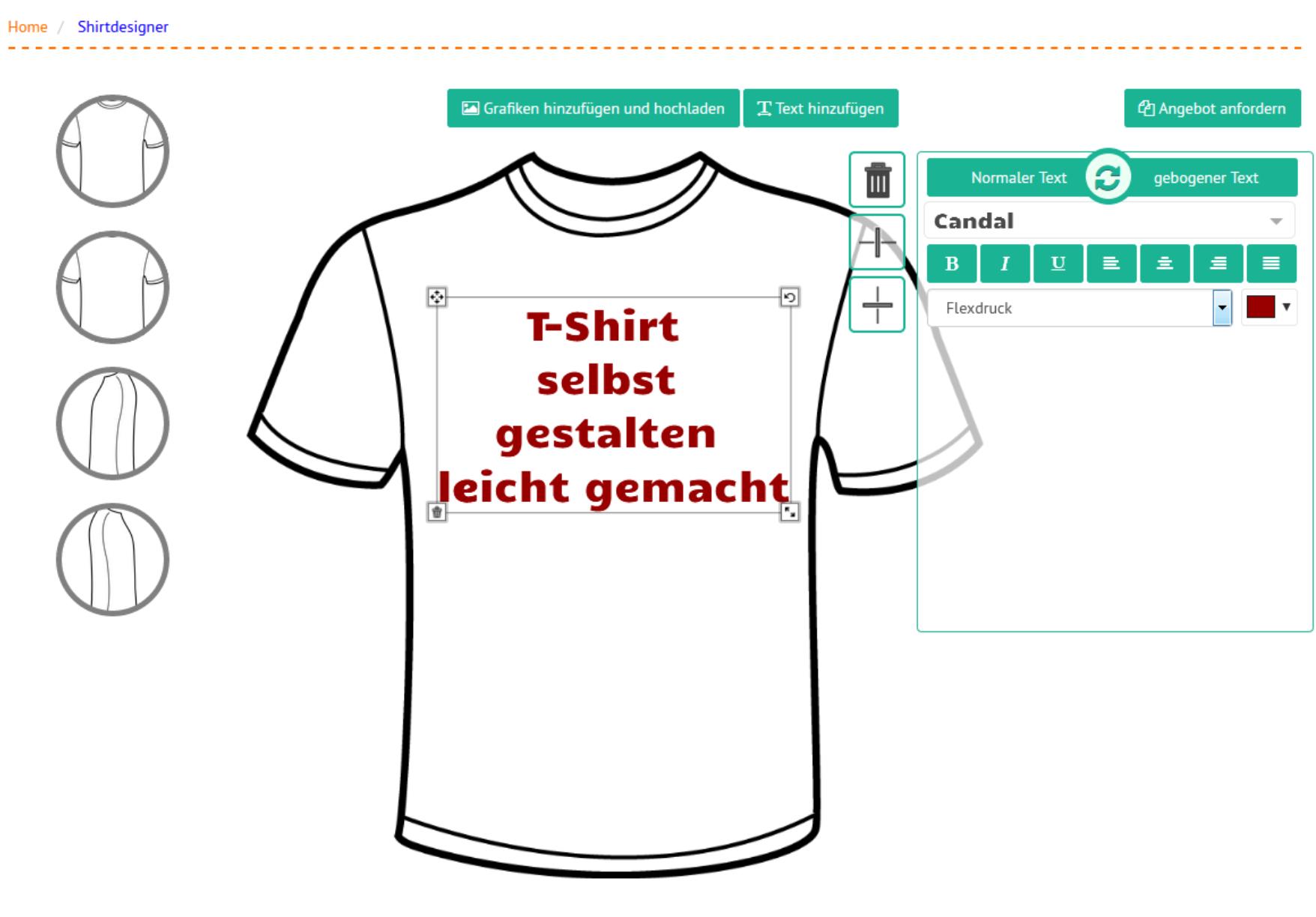 T Shirt Druck Designer Online | Ronny T-Shirt Druck verwandt mit Shirt Designer Online