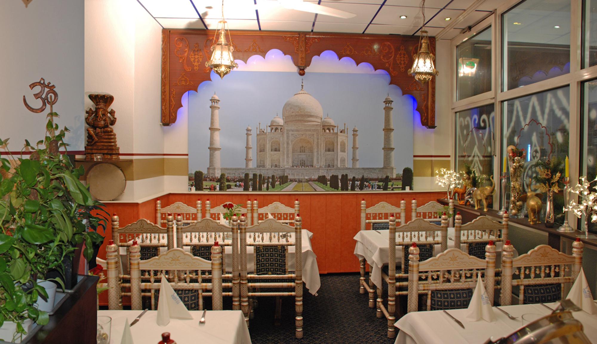 Tajpalace   Indisches Restaurant Karlsruhe bestimmt für Karlsruhe Indisches Restaurant