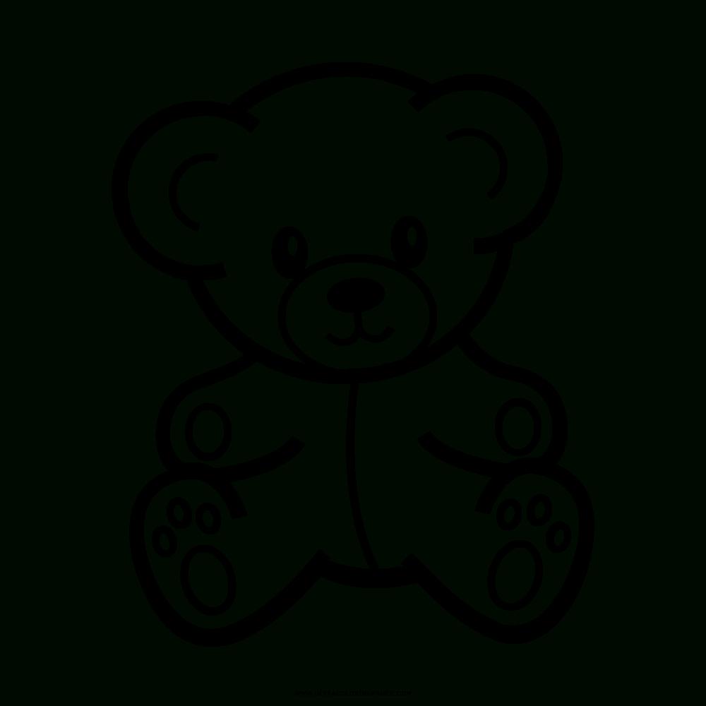 Teddybär Ausmalbilder - Ultra Coloring Pages bei Teddybär Malvorlage
