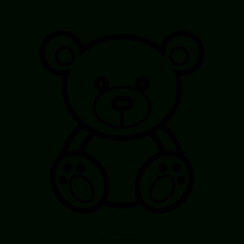 Teddybär Ausmalbilder - Ultra Coloring Pages bestimmt für Teddybär Malvorlage