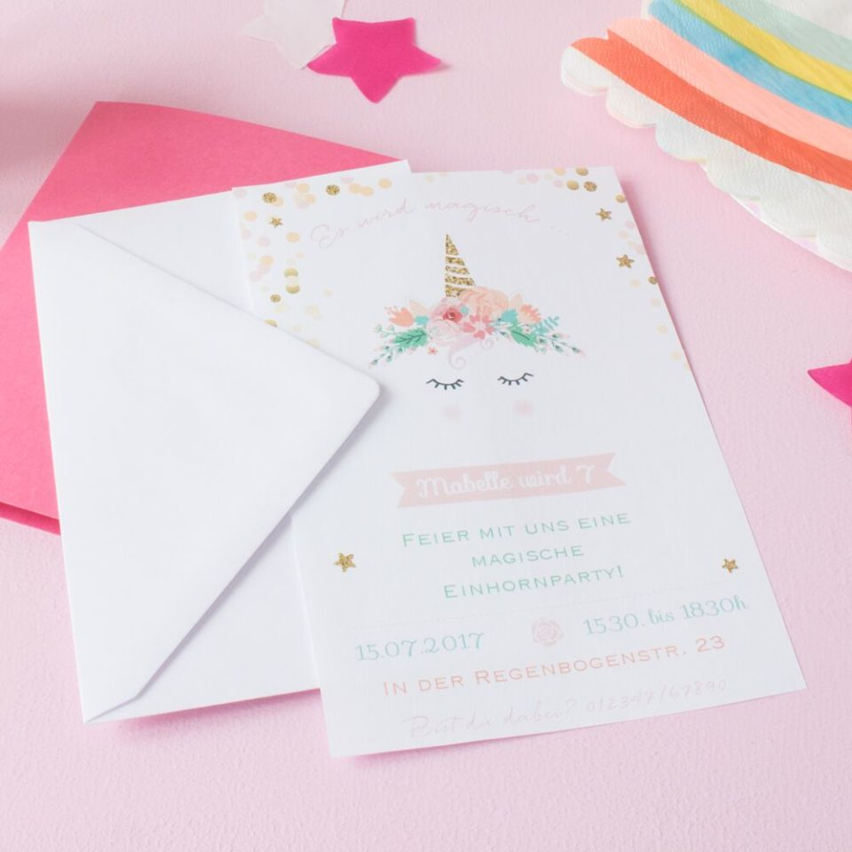 Text Ideen Für Die Einladung Zum Kindergeburtstag • Minidrops innen Einladungskarten Zum Ausdrucken Kinder