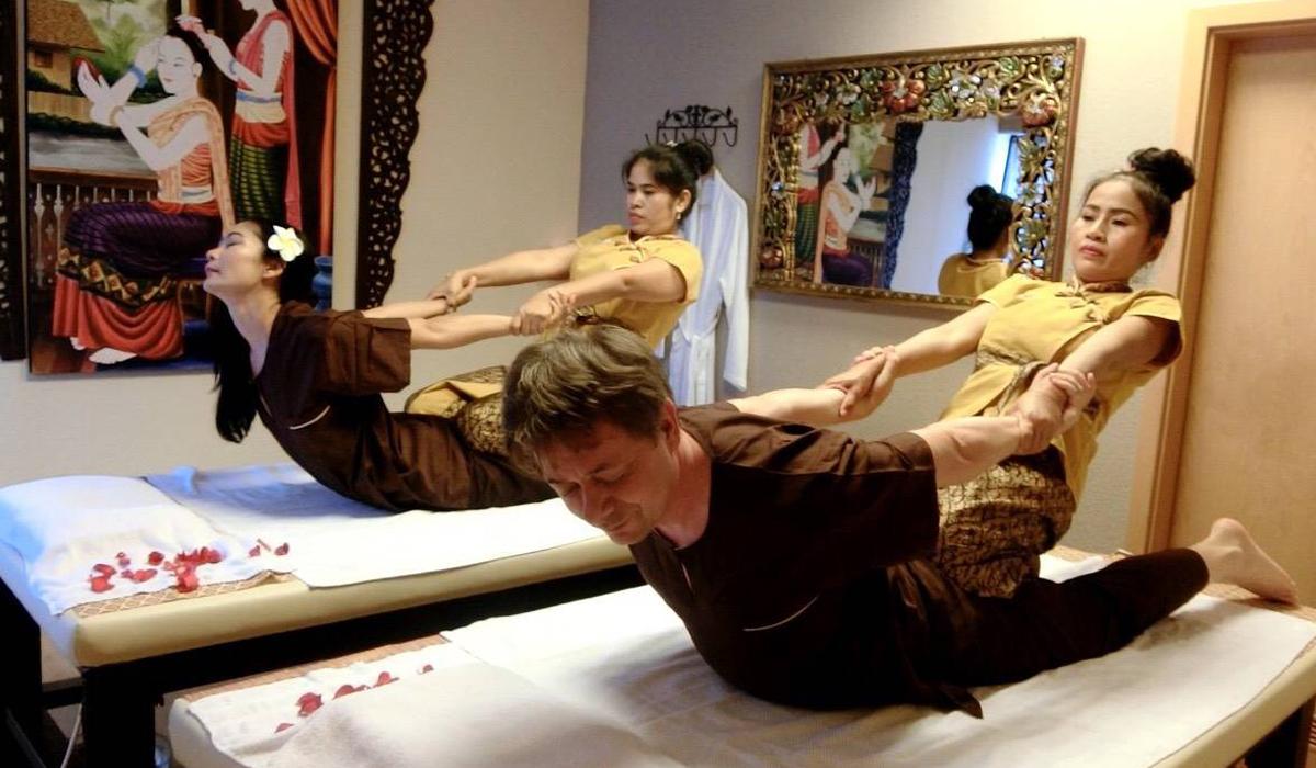 Thaimassage Dortmund | Sayyaithai Sagt Willkommen verwandt mit Thailändische Massage Dortmund