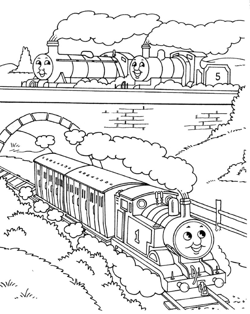 Thomas Coloring Pages (Mit Bildern) | Thomas Und Freunde ganzes Malvorlage Thomas Und Seine Freunde