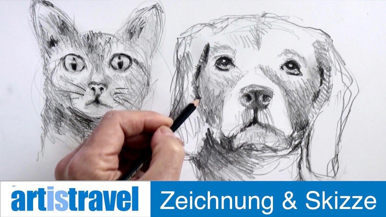 Tiere Zeichnen   Ganz Einfach Zeichnen Lernen 18 für Malen Lernen Videos