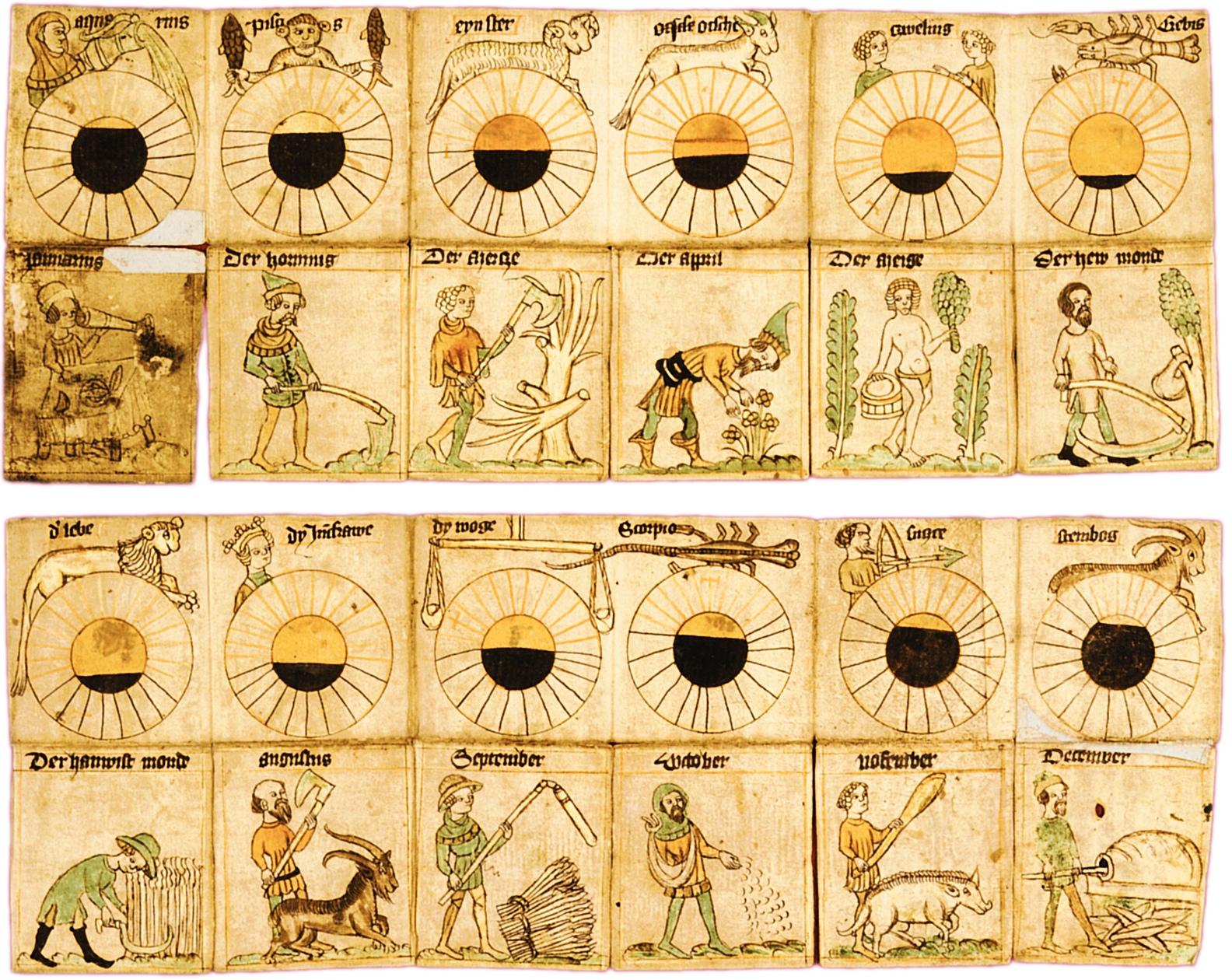 Tierkreiszeichen – Wikipedia innen Sternzeichenbilder