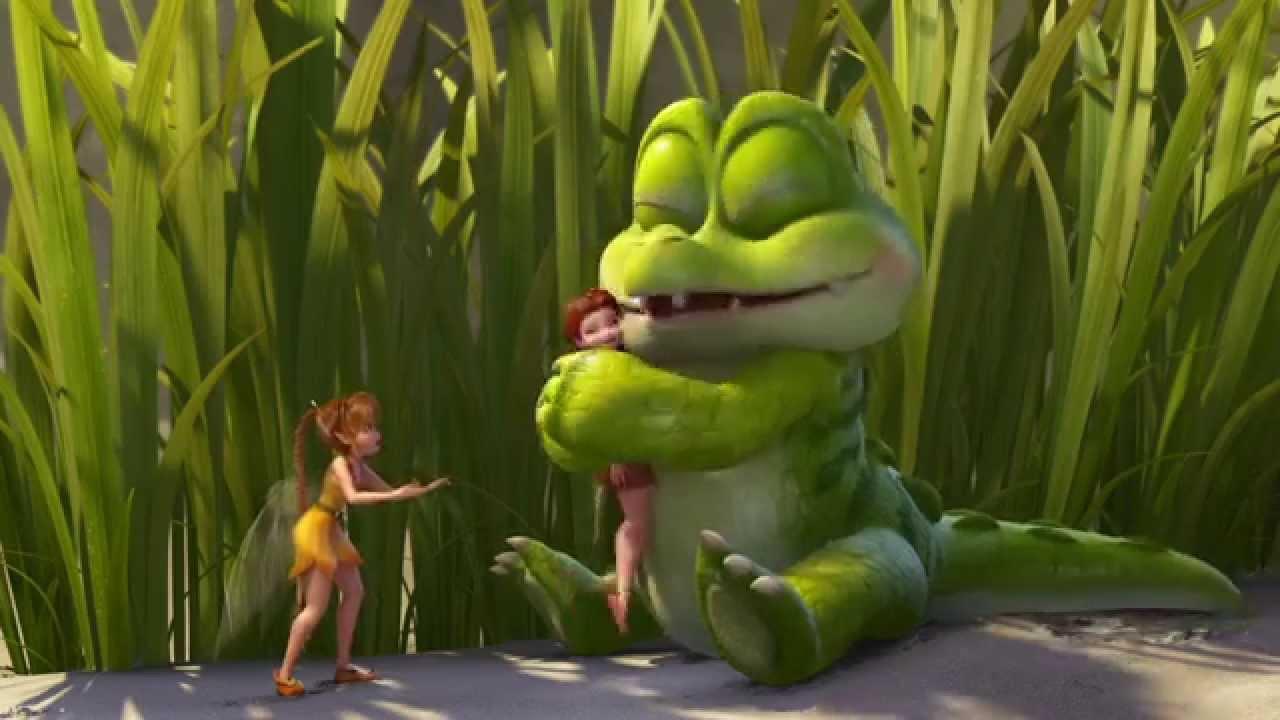Tinkerbell Und Die Piratenfee | Baby Krokodil | Filmclip | Deutsch bei Tinkerbell Und Die Piratenfee Krokodil