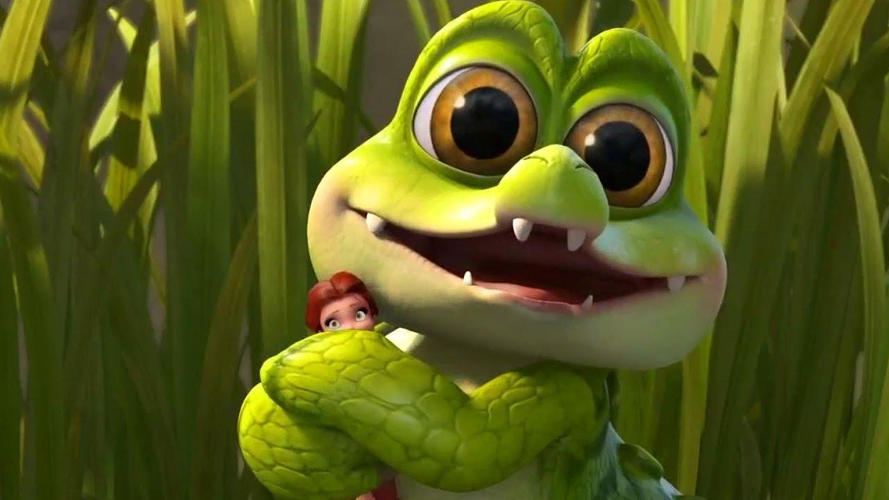 Tinkerbell Und Die Piratenfee - Clip: Das Baby Krokodil | Hd ganzes Tinkerbell Und Die Piratenfee Krokodil