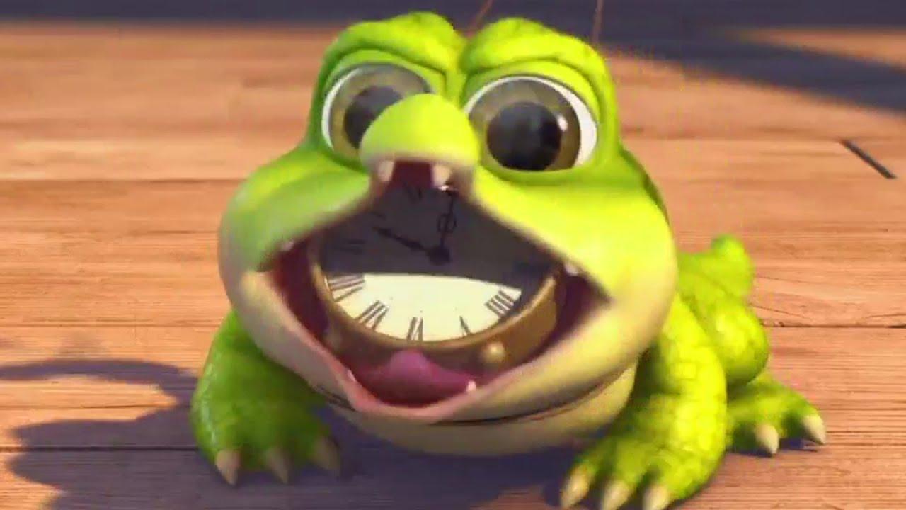 Tinkerbell Und Die Piratenfee - Clip: Tick Tock Croc - Trailer | Hd innen Tinkerbell Und Die Piratenfee Krokodil
