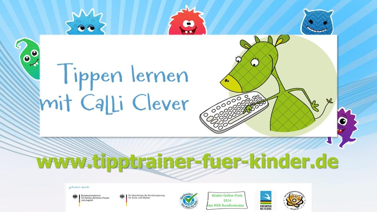 Tippen Lernen Für Kinder: Grundlagenwissen Zur Pc-Nutzung verwandt mit 10 Finger Schreiben Lernen Für Kinder