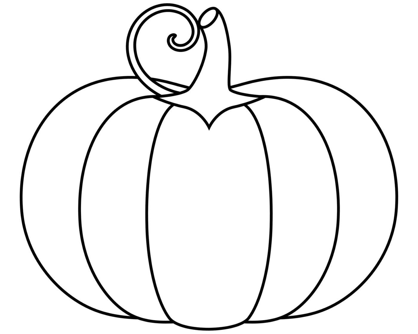 Tolle Bastelvorlagen Für Herbst Als Grundlagen Für Kreative bestimmt für Kürbis Ausmalbild
