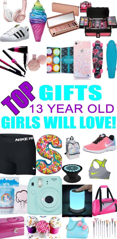 Top-Geschenke Für 13-Jährige Mädchen! Beste ganzes Geburtstagsgeschenke Für 13 Jährige