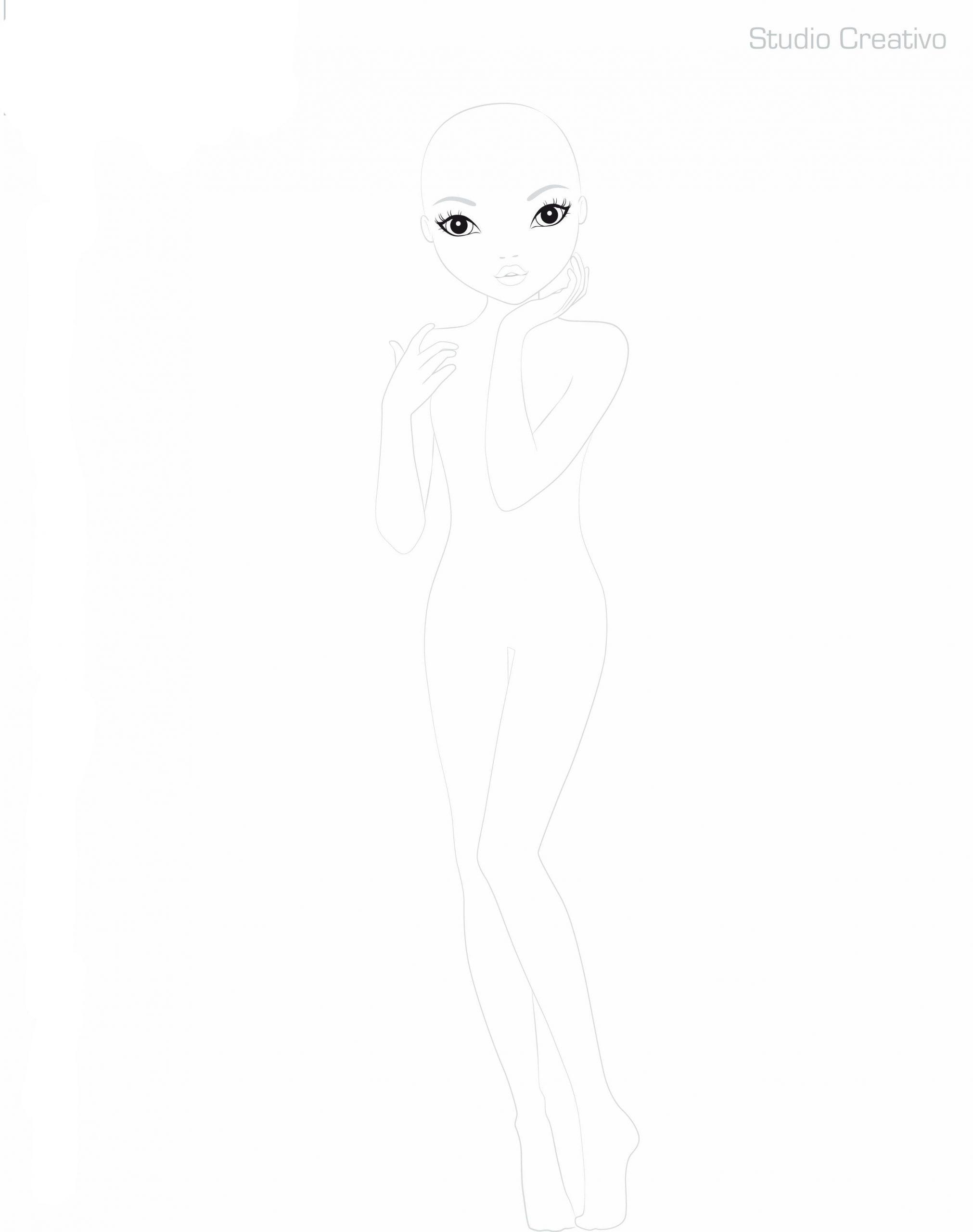 Topmodel Biz Vorlagen | Bunte Zeichnungen, Topmodel bei Topmodel Zum Ausmalen Und Ausdrucken