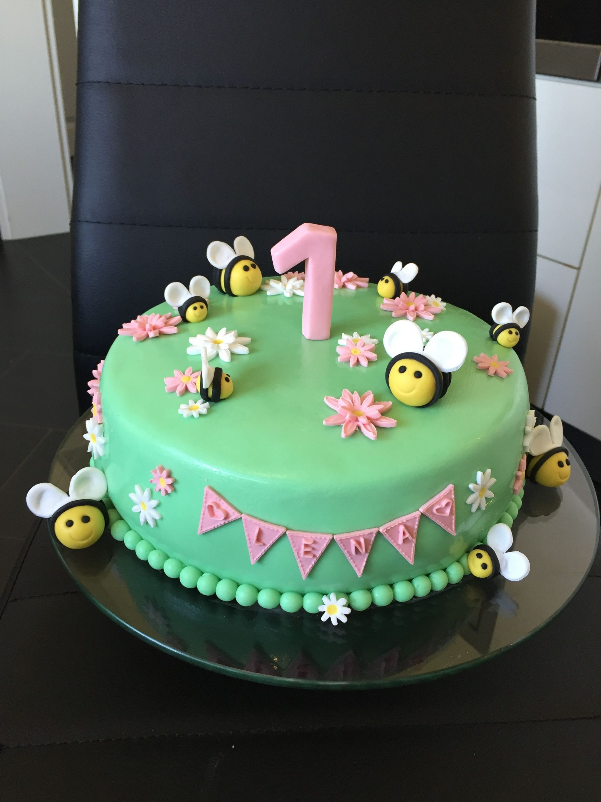 Torte 1 Jahr   Geburtstag Kuchen Mädchen, Kuchen ganzes Geburtstagskuchen Für 1 Jahr