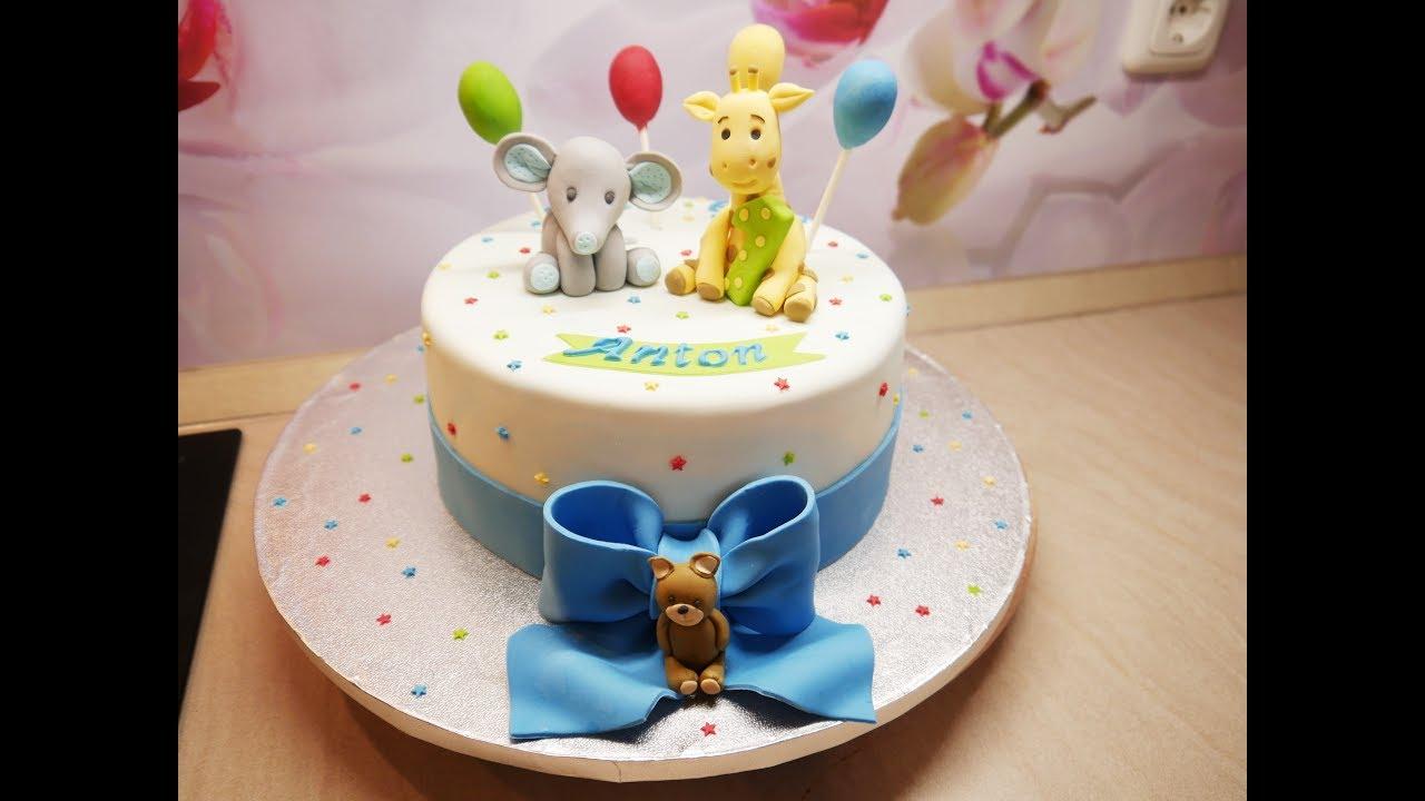 Torte Zur 1 Geburtstag bestimmt für Geburtstagskuchen Zum 1 Geburtstag