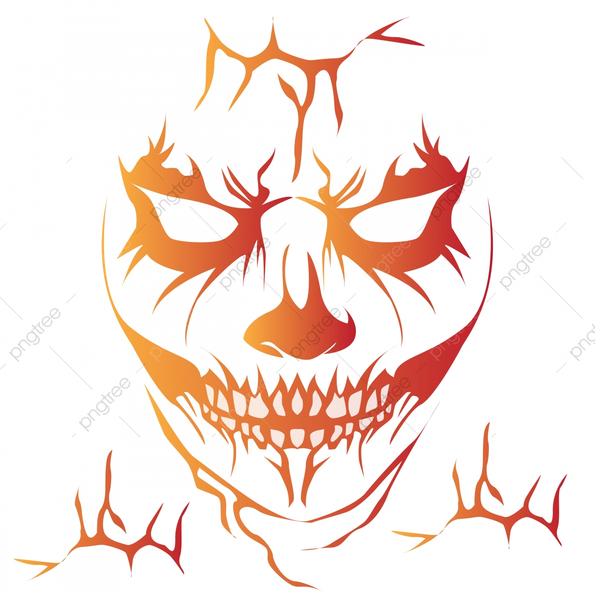 Totenkopf Logo Design Template, Schädel, Symbol, Emblem Png ganzes Totenkopf Vorlage