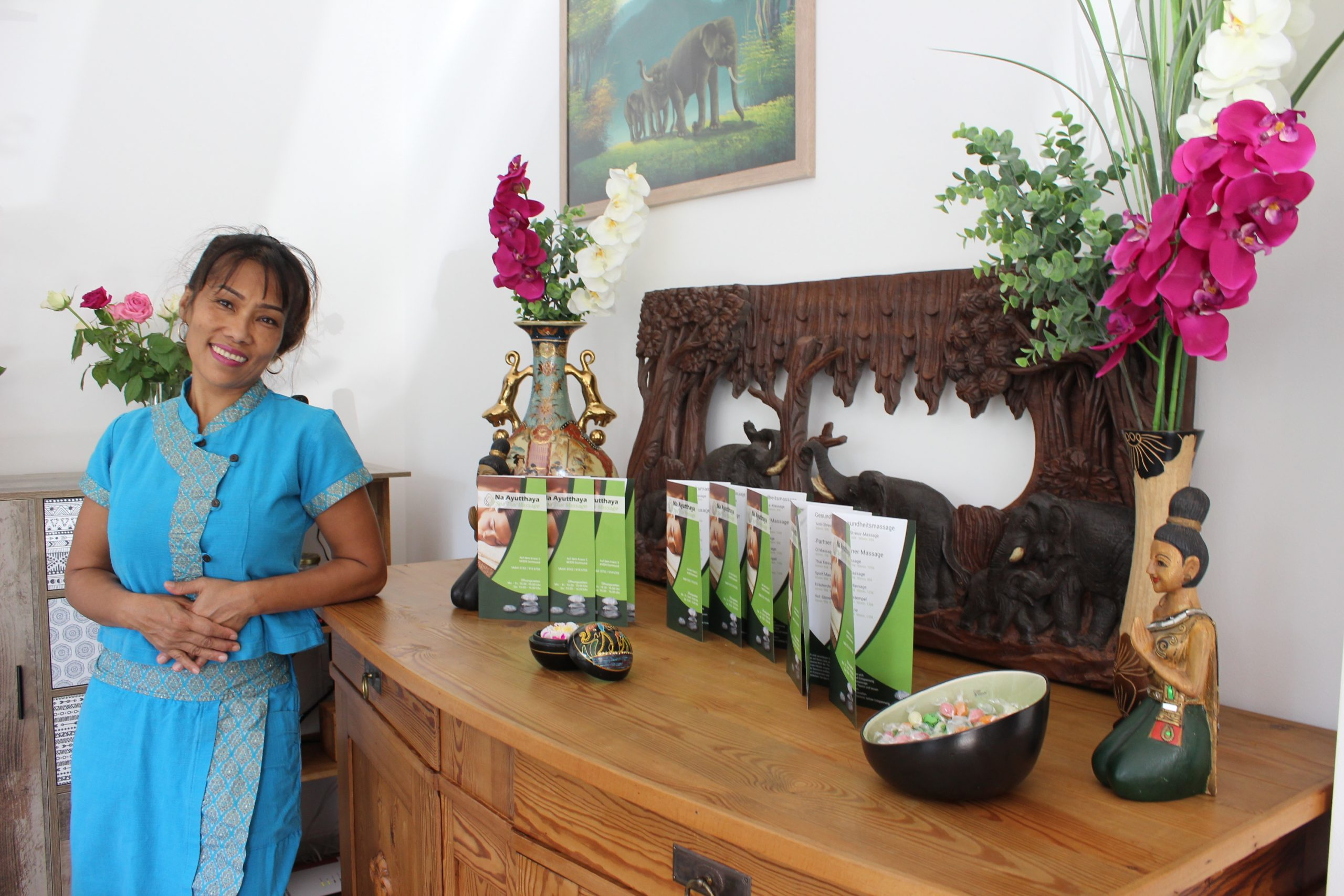 Über Uns – Na Ayutthaya innen Thailändische Massage Dortmund