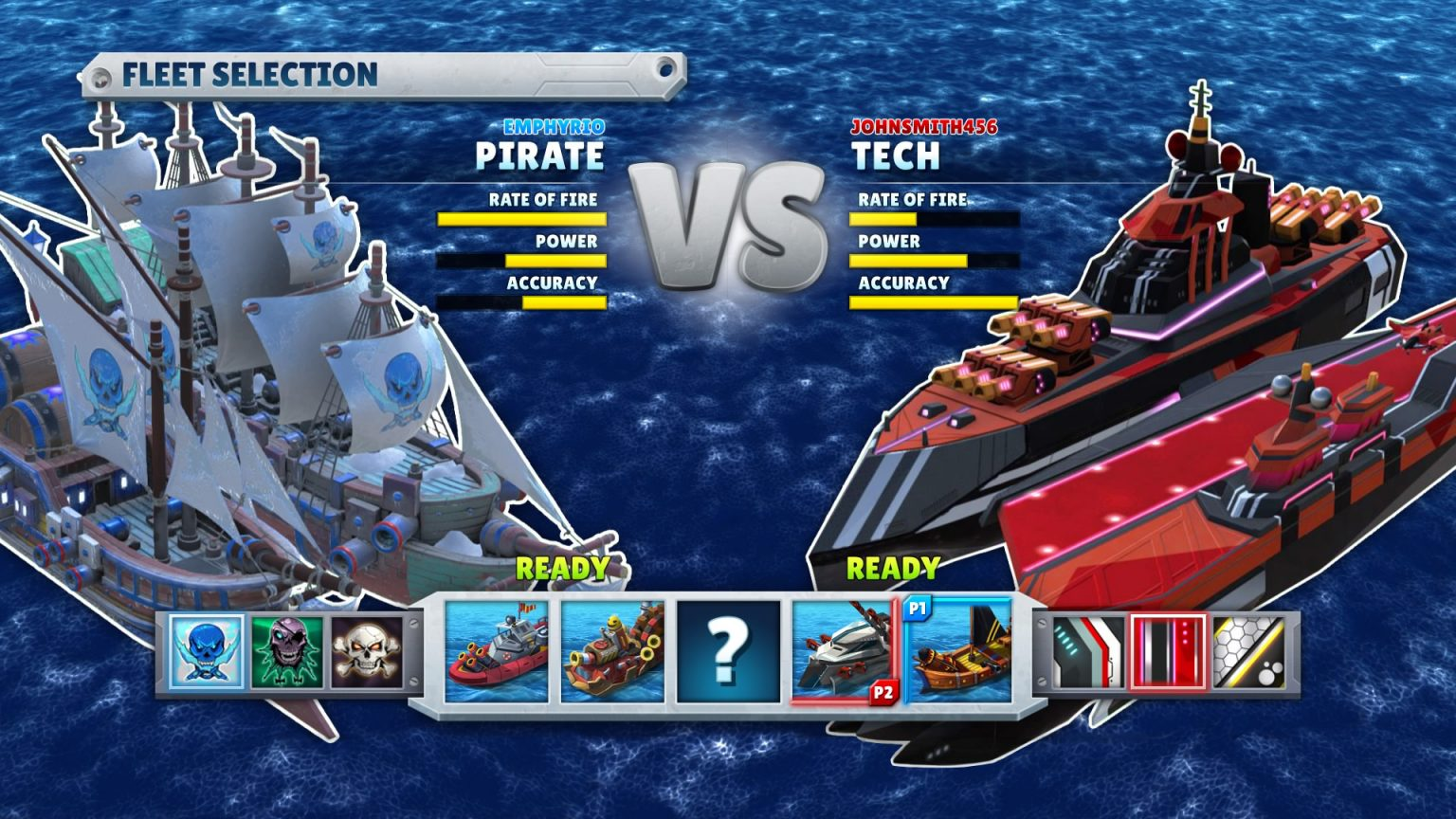 Flottenmanöver Online