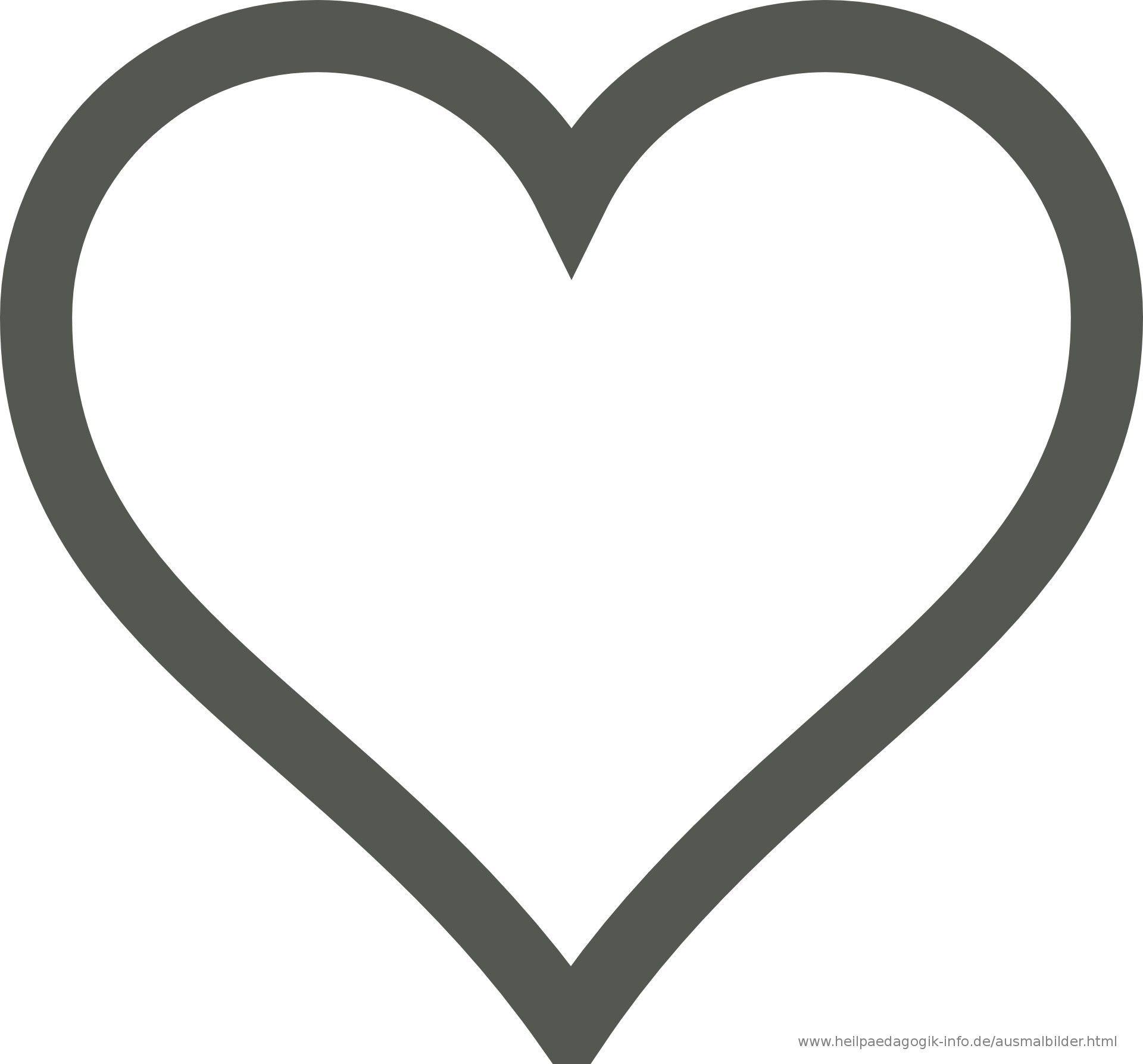 Unique Herz Vorlage Zum Ausdrucken In 2020 | Herz Vorlage in Herz Vorlagen Zum Ausdrucken