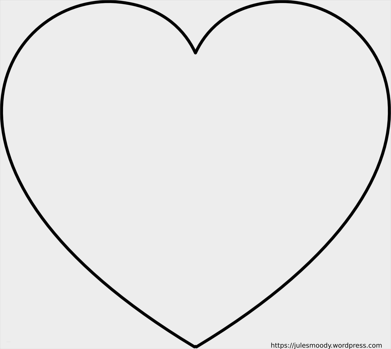 Unique Herz Vorlage Zum Ausdrucken In 2020 | Herz Vorlage innen Herz Vorlagen Zum Ausdrucken