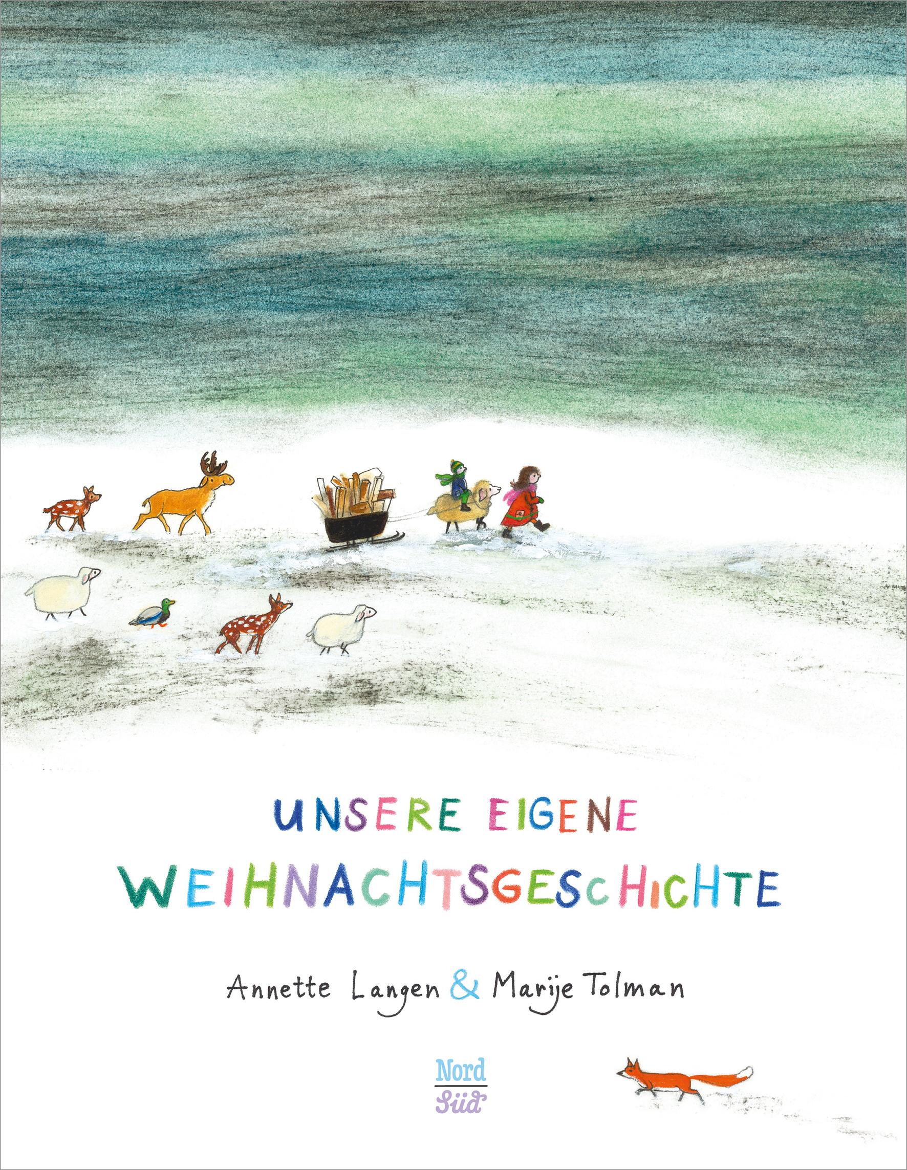 Unsere Eigene Weihnachtsgeschichte - Kinderbuchlesen.de über Weihnachtsgeschichte Für Kindergartenkinder Zum Nachspielen