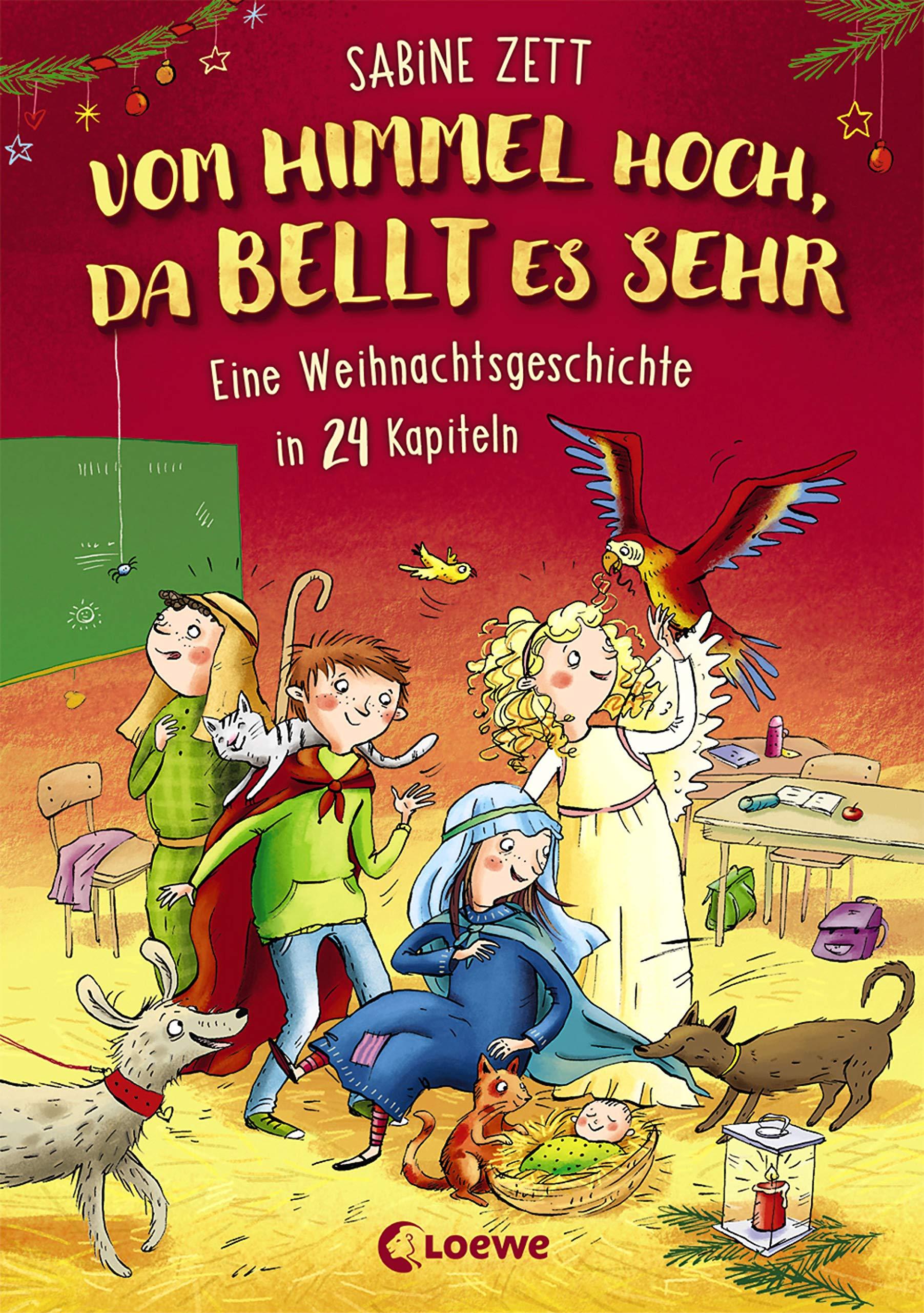 Unsere Eigene Weihnachtsgeschichte - Kinderbuchlesen.de verwandt mit Weihnachtsgeschichte Für Kindergartenkinder Zum Nachspielen